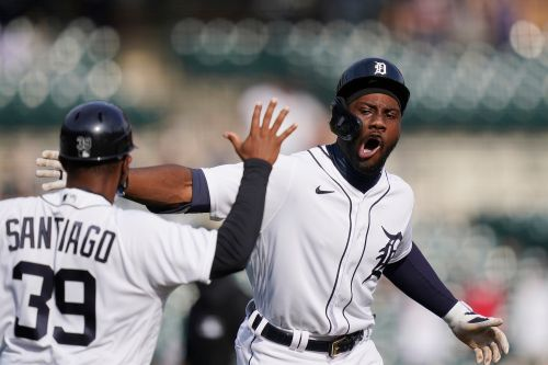 Akil Baddoo's surprise Tigers start making fantasy baseball waves