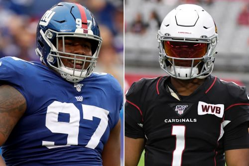 Unusual Dexter Lawrence is Giants' bet to destroy Kyler Murray