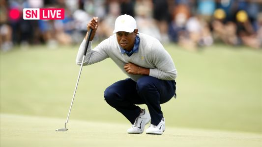 Presidents Cup live golf scores, results, highlights from singles matches as USA trails on Day 4