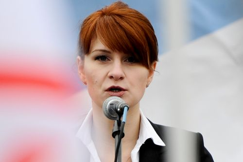 Maria Butina sentenced to 18 months in prison for trying to infiltrate NRA