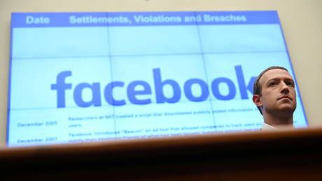 Zuckerberg claims Facebook is victim of 'coordinated media effort' to tarnish its image with leaked documents