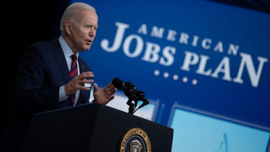 10 Things in Politics: Biden's jobs plan faces major hurdles