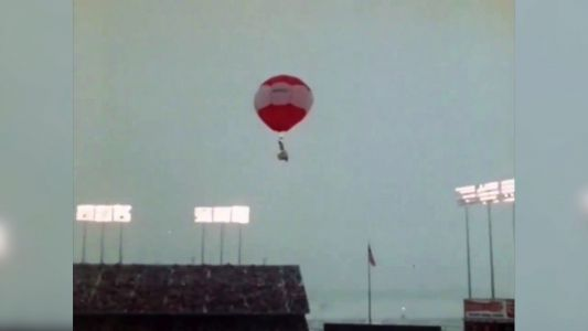 'I Was In Shock': Vikings Halftime Hot Air Balloon Disaster Recounted 50 Years Later