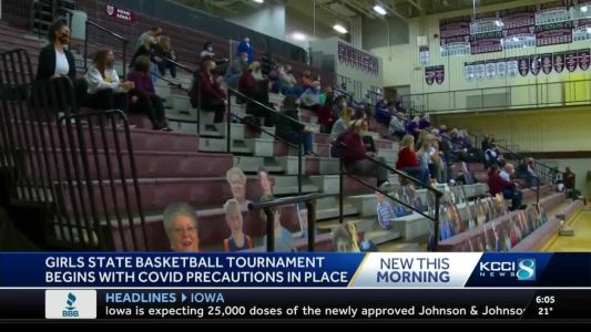 Girls state basketball tournament starts with big changes