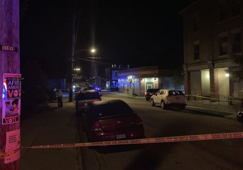 Police investigating shooting in Wilkinsburg