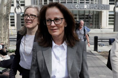 Nxivm bookkeeper Kathy Russell moves out of state to find work