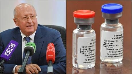 Work on Ebola and MERS helped Russia create Covid-19 vaccine in just 5 months - top official behind Sputnik V to RT