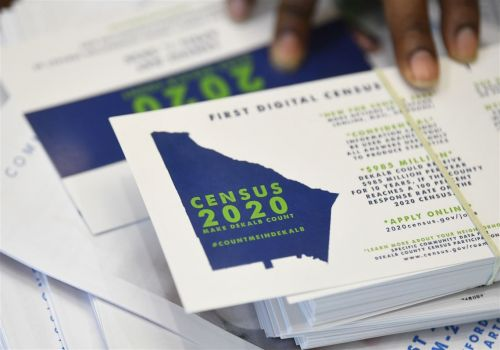 Get ready to be bombarded with 2020 Census ads