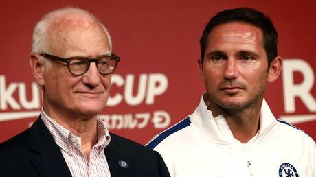 Chelsea chairman backs 'positive force' Frank Lampard despite season without silverware and rout in Europe