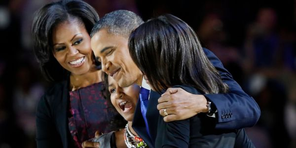 Michelle Obama says she will 'never forgive' Trump for putting her 'family's safety at risk'
