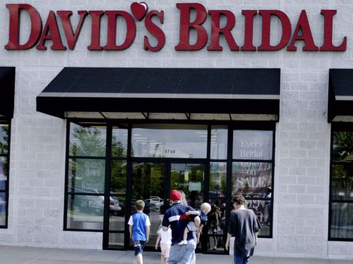 David's Bridal could be filing for bankruptcy - and people aren't sure what to think