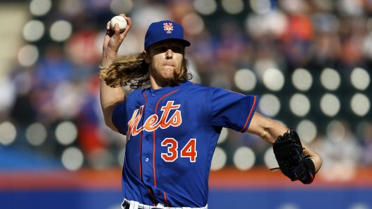 MLB trade rumors: What could Yankees, Astros, Padres offer for Noah Syndergaard?