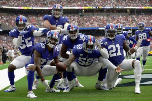 Defense finally delivers the big plays Giants needed