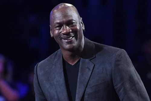 Michael Jordan dines with NBA power crew