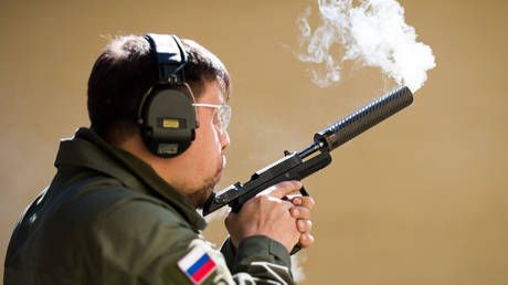 Russian Army may get powerful Udav handguns this year - manufacturer