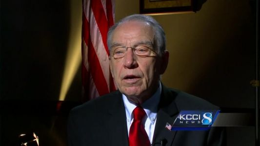 Grassley doubts Cohen allegation tying president to crime