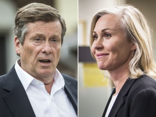 Chris Selley: John Tory's anti-tax message threatens his city-builder image ahead of Toronto election