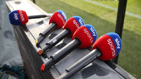 No 'nitty gritty': UK broadcaster Sky Sports BANS commentators from using list of phrases 'linked to racial inequality'
