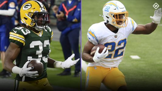 Fantasy Injury Updates: Aaron Jones, Justin Jackson affecting Week 7 start 'em, sit 'em decisions
