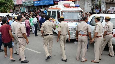 3 Delhi officers suspended following public outrage over driver's brutal beating