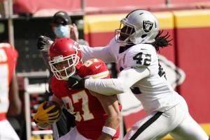 Raiders getting at least 1 starter back from COVID list