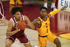 Big 12 schedules 12 makeup games week before league tourney