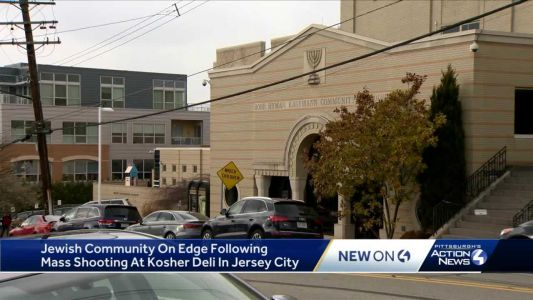 More than $600,000 invested in new security measures for Pittsburgh's Jewish community