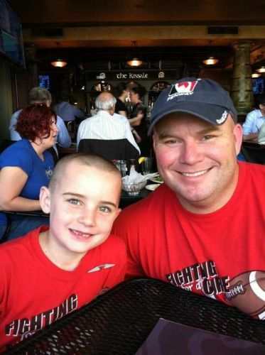 Andy Hoffman, father of Jack Hoffman, has died following cancer battle