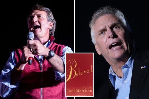 McAuliffe labels Youngkin flag of explicit book 'racist dog whistle'
