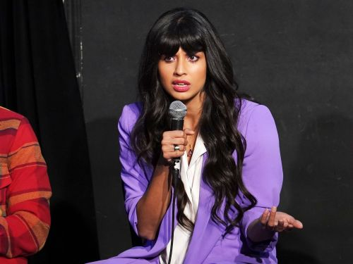 Jameela Jamil blames racism for British tabloids fixating on Prince Harry and Meghan Markle's carbon footprint