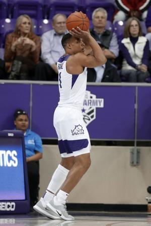 Bane 25 points for TCU in 98-65 win over Louisiana-Lafayette
