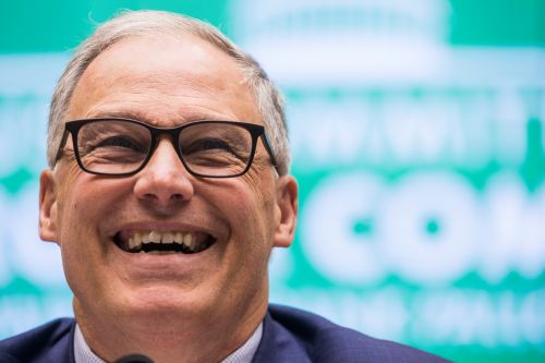 Inslee drops new climate plan focused on creating 8 million jobs over 10 years
