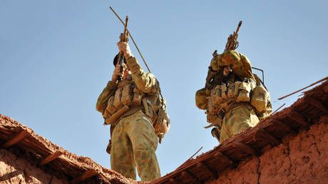 13 Australian soldiers receive discharge notices after probe finds evidence of war crimes in Afghanistan