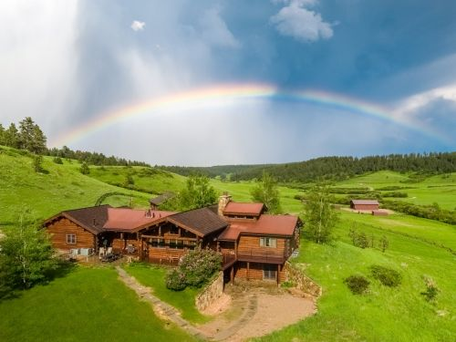 Millennials aren't buying baby boomers' ranches. In Montana and Arizona, 2 luxury ranches have been sitting on the market for over a year - take a look inside the $50 million package