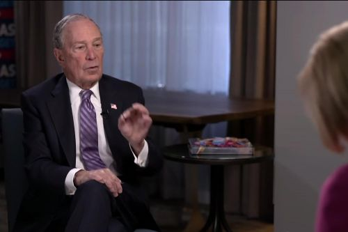 Bloomberg defends Muslim surveillance as mayor: What we're 'supposed to do'