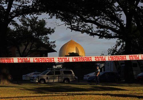 Facebook says no one flagged New Zealand mosque shooting livestream