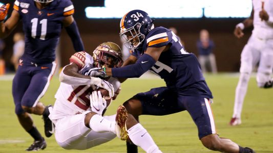 Officiating gaffe may have cost Florida State chance to beat No. 25 Virginia