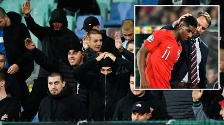 'Disgraceful behavior': Bulgaria vs England UEFA Euro 2020 qualifier interrupted by repeated racist chants by fans
