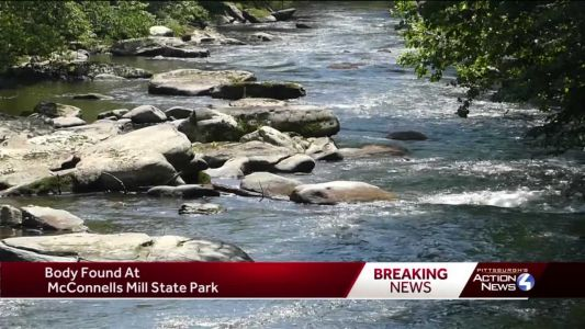 Body found at McConnells Mill State Park