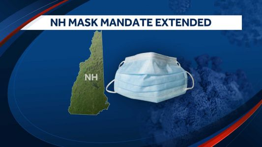 Governor officially extends mask mandate in New Hampshire