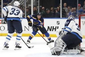 O'Reilly's luck turns and so do fortunes of the Blues