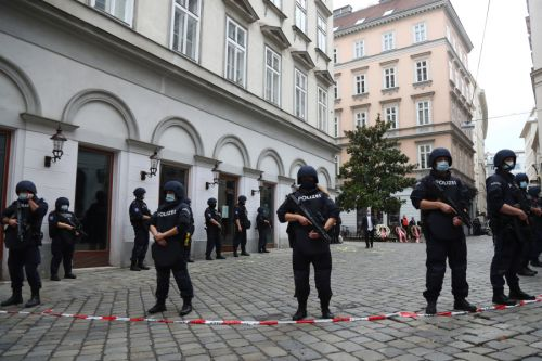 Attack in Vienna hit nightlife; suspect sought to join IS