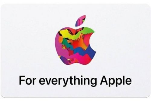 This digital iTunes and Apple Gift Card comes with a $20 Best Buy gift card