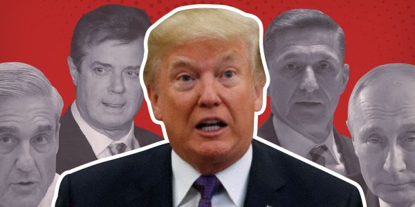 A timeline of Trump and his allies' changing explanation for Russia contacts as new evidence has spilled out