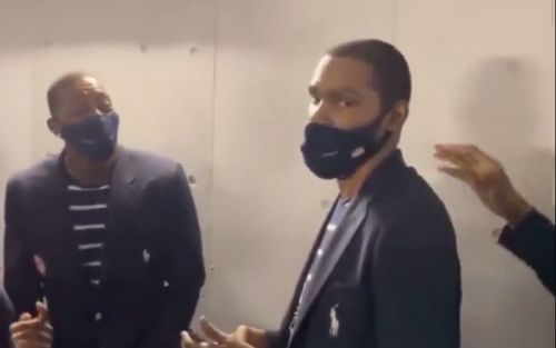 Team USA sings 'Happy Birthday' to Kevin Durant two months too early