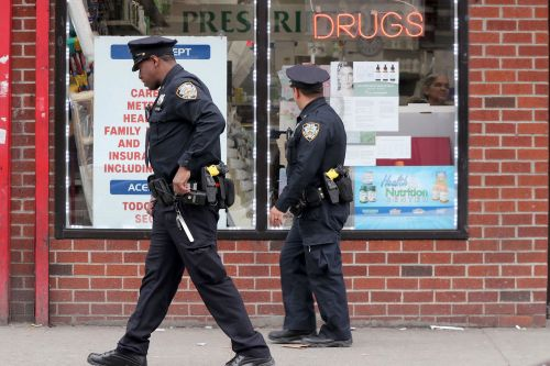 Harlem open-air drug market is a sign of serious policing problems
