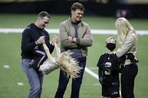 Saints' Brees exits playoffs, perhaps career, on sour note