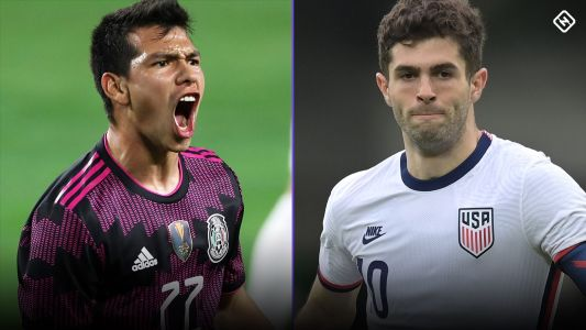 USMNT vs Mexico: Concacaf Nations League 2021 final TV schedule, live stream, how to watch online, results