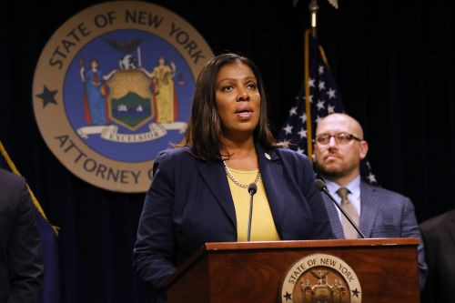 New York AG Letitia James' obscene attack on the NYPD