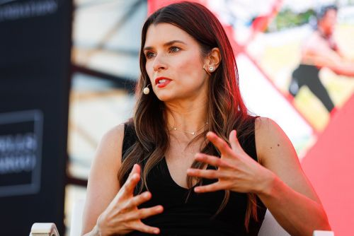 'Rookie' Danica Patrick is back at Indy 500 in new role